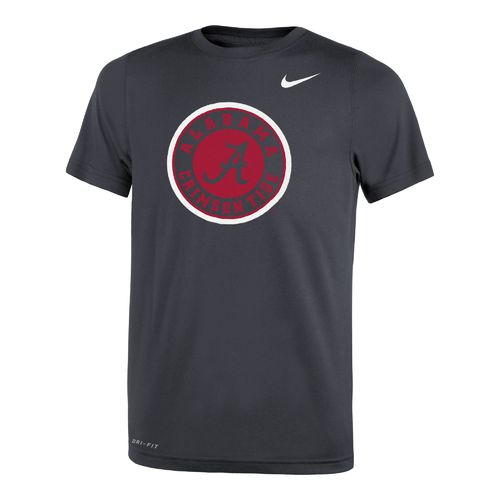 Nike™ Boys' University of Alabama Legend Travel T-shirt