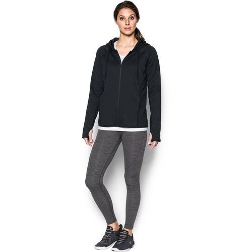 Under Armour Women's Armour Fleece Full Zip Solid Training Jacket - view number 3