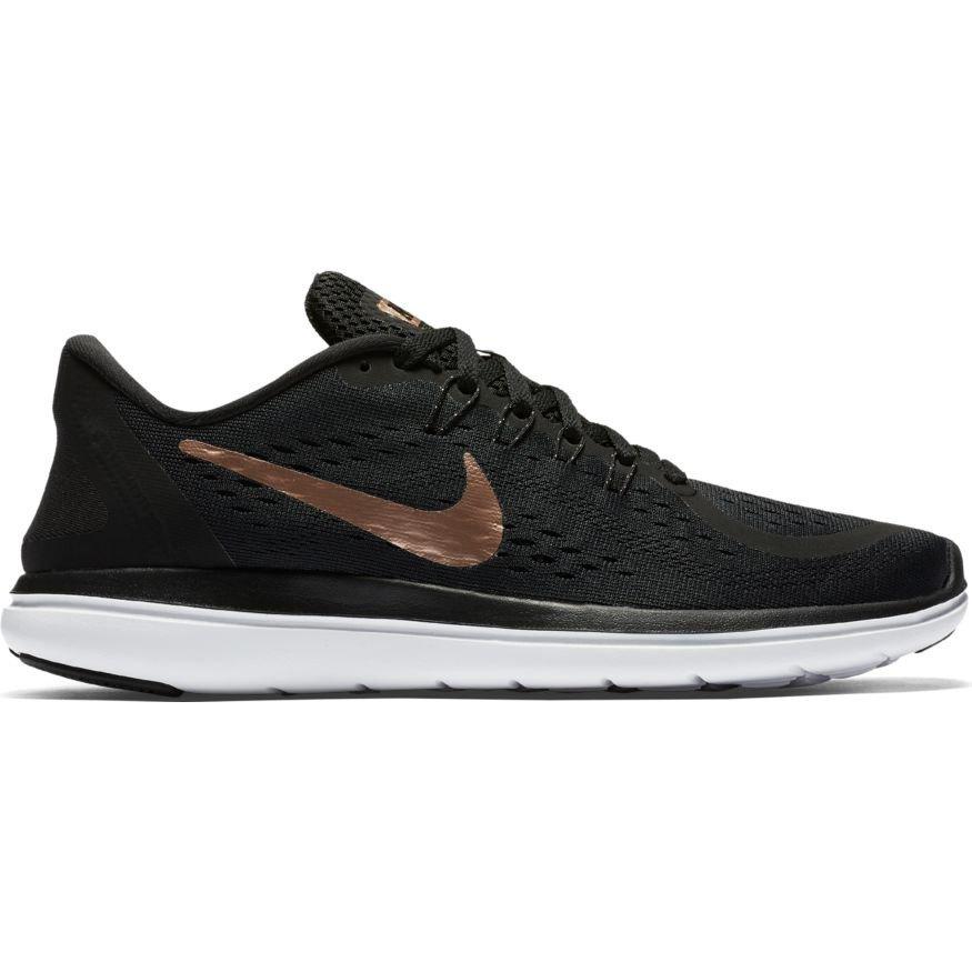 Nike Women\u0027s Metallic Flex 2017 RN Running Shoes