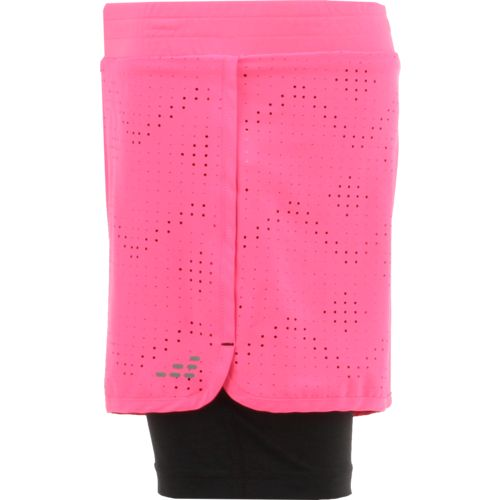 BCG Girls' Laser Cut Twofer Short - view number 5