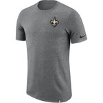 Nike™ Men's New Orleans Saints Marled Patch T-shirt - view number 1