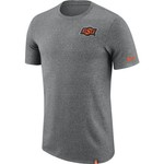 Nike Men's Oklahoma State University Dry Marled Patch T-shirt - view number 1