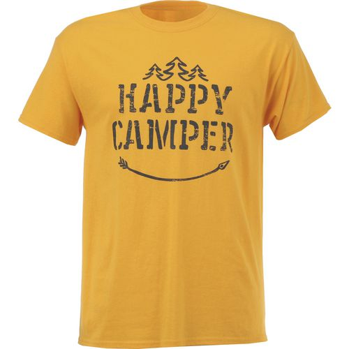 POINT Sportswear Men's Happy Camper Short-Sleeve T-shirt