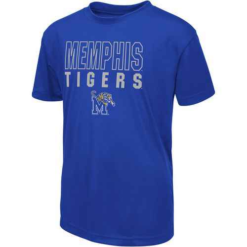 Colosseum Athletics Boys' University of Memphis Team Mascot T-shirt