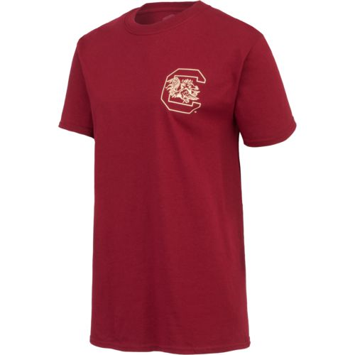 New World Graphics Women's University of South Carolina Logo Aztec T-shirt - view number 3