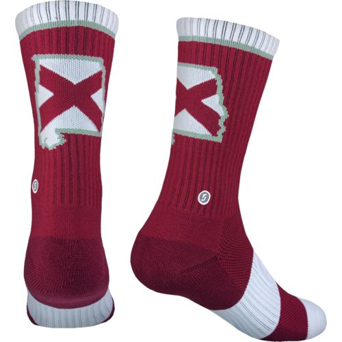Skyline Alabama Crew Socks