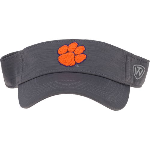 Top of the World Men's Clemson University Upright Visor