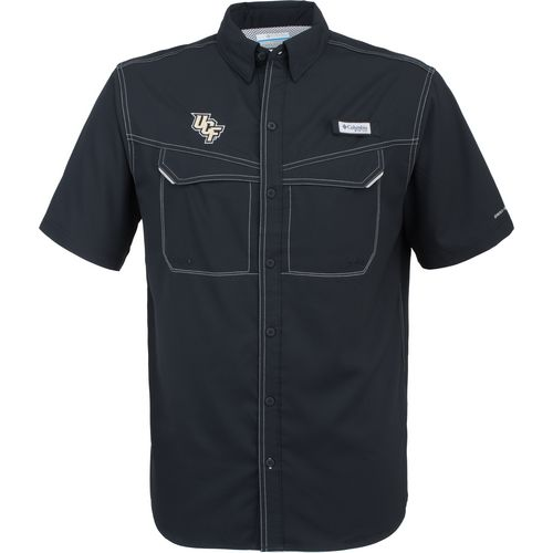 Columbia Sportswear Men's University of Central Florida Low Drag Offshore Short Sleeve Shirt