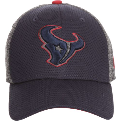 New Era Men's Houston Texans Fierce Fill 39THIRTY Cap