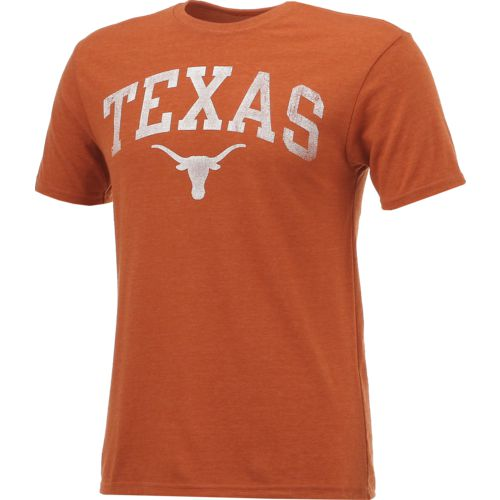 We Are Texas Men's University of Texas Worn Texas Arch T-shirt - view number 3