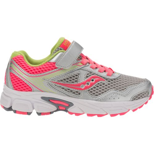 Saucony Girls' Cohesion 10 A/C Running Shoes - view number 1