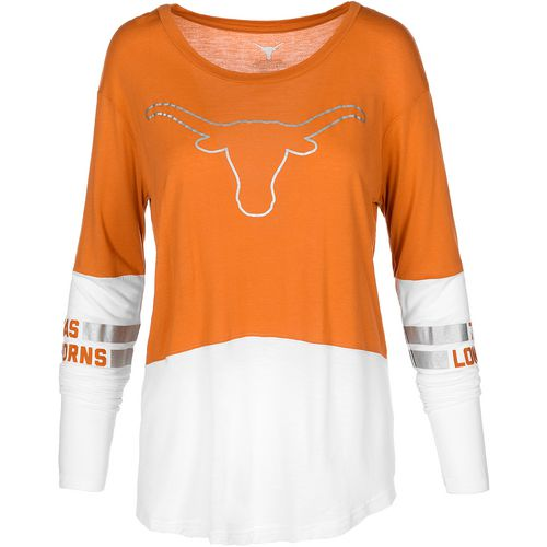 We Are Texas Women's University of Texas Audrey Long Sleeve T-shirt - view number 1