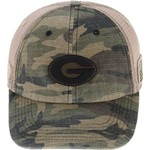 Top of the World Men's University of Georgia Declare 2-Tone Adjustable Cap - view number 1
