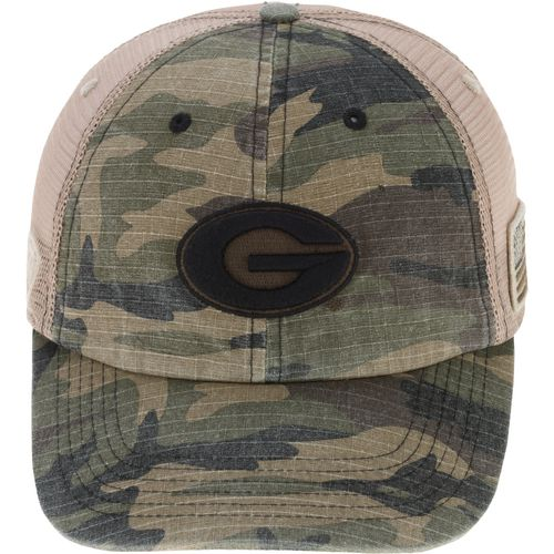 Top of the World Men's University of Georgia Declare 2-Tone Adjustable Cap