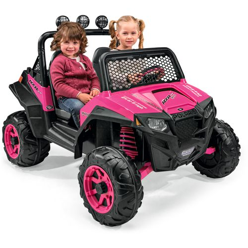 Peg Perego Girls' Polaris RZR 900 12 v Ride-On Vehicle - view number 3