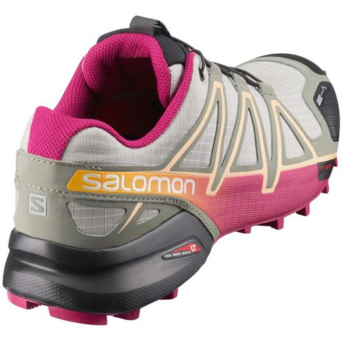 Salomon Women's Speedcross 4 CS Trail Running Shoes - view number 2