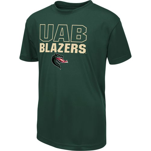 Colosseum Athletics Kids' University of Alabama at Birmingham Mascot T-shirt