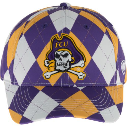 Top of the World Men's East Carolina University Out Loud 3-Tone Cap
