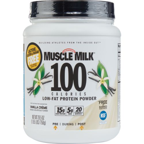 Muscle Milk 100-Calorie Low-Fat Protein Powder - view number 2