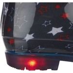 Austin Trading Co. Toddler Girls' Stars Light-Up PVC Boots - view number 6