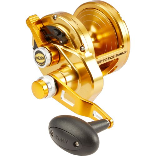 PENN Torque Lever Drag 2-Speed Conventional Reel - view number 3