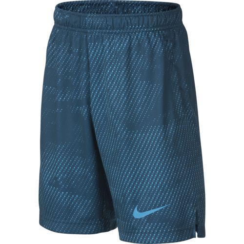 Nike Boys' Dry Printed Training Shorts