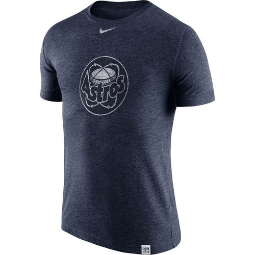 Nike Men's Houston Astros Dri-Blend DNA Cooperstown T-shirt