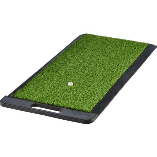 Tour Motion Golf Mat with Handle