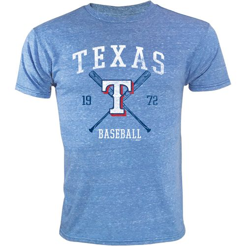Stitches Boys' Texas Rangers T-shirt
