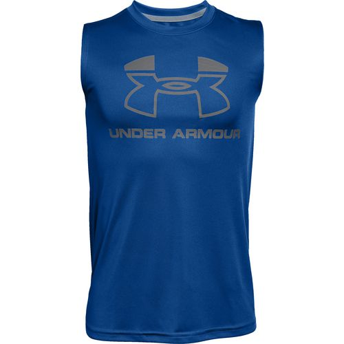 Under Armour Boys' Muscle Tank Top