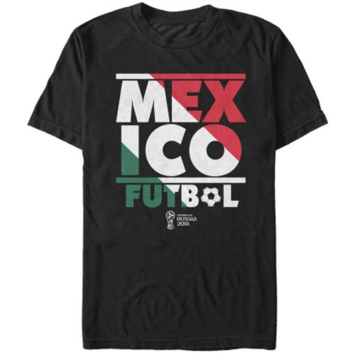Fifth Sun FIFA Russia 2018 Mexico Slated T-shirt - view number 1