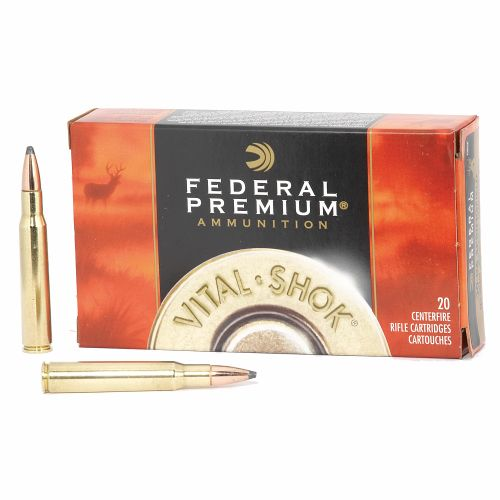 Federal Premium® Sierra® GameKing® .30-06 Springfield 165-Grain Rifle Ammunition