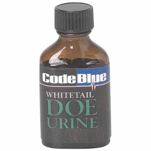 Image for Code Blue 1 fl. oz. Whitetail Doe Urine from Academy