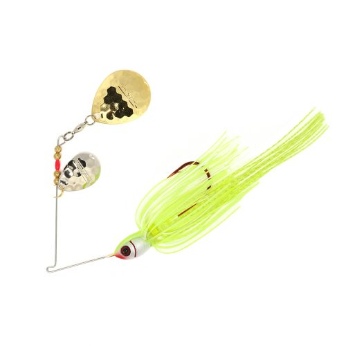 BOOYAH Tux and Tails 1/2 oz Double Colorado Blade Spinnerbait - view number 1