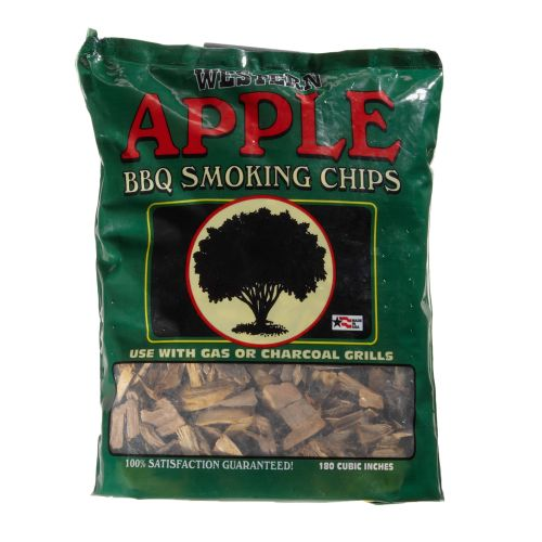 Western Apple Barbecue Smoking Chips - view number 1