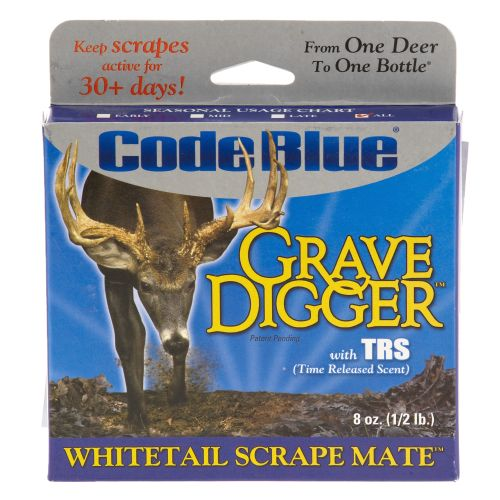 Image for Code Blue Grave Digger 1/2 lb. Scrape Mate Scented Soil from Academy