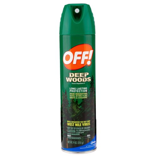 OFF! Deep Woods® 9 oz. Aerosol Insect Repellent