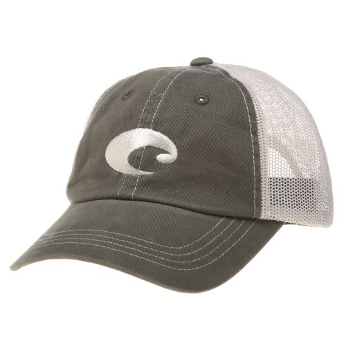 Costa Del Mar Mesh Back Hat