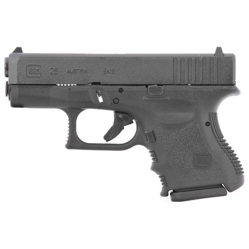 GLOCK 26 Gen3 9mm Safe-Action Pistol - view number 2