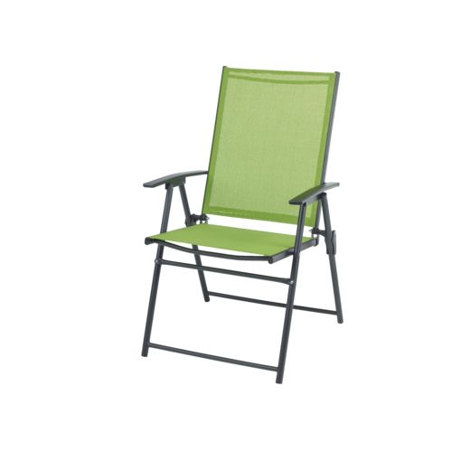Mosaic Folding Sling Chair