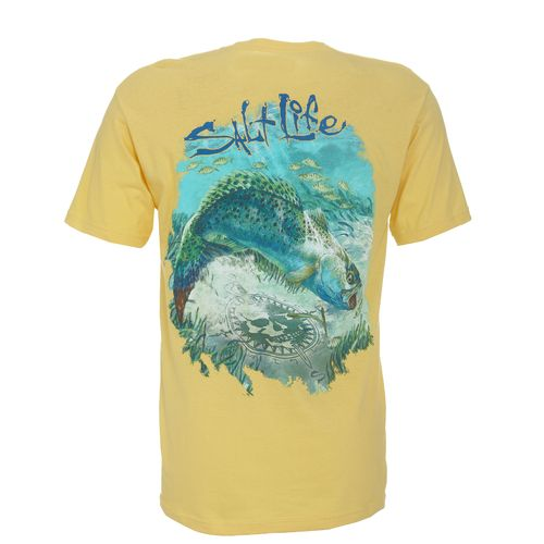 Salt Life Men's Trout Attack T-shirt