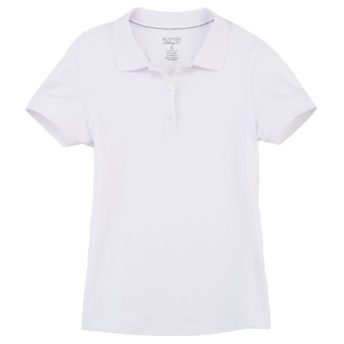 Austin Clothing Co.® Juniors' Uniform  Piqué Polos