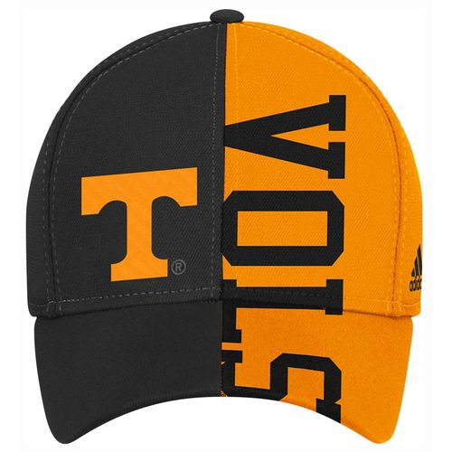 adidas Men's University of Tennessee Structured Flex Cap
