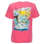 Guy Harvey Women's Island Marlin T-Shirt