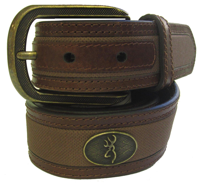 academy browning s buckmark ornament belt