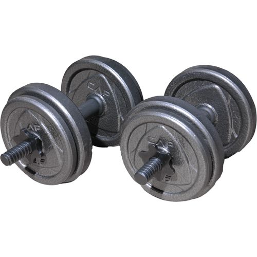 CAP Barbell 36 lb. Cast Alternative Weight Set - view number 1