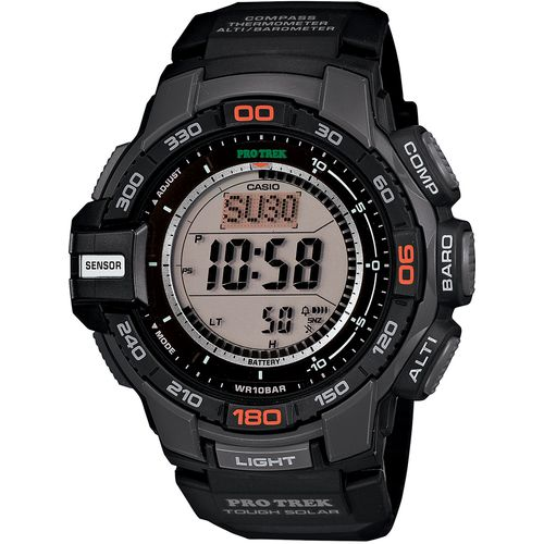 Display product reviews for Casio Men's Pro-Trek PRG260-1 Solar Digital Watch