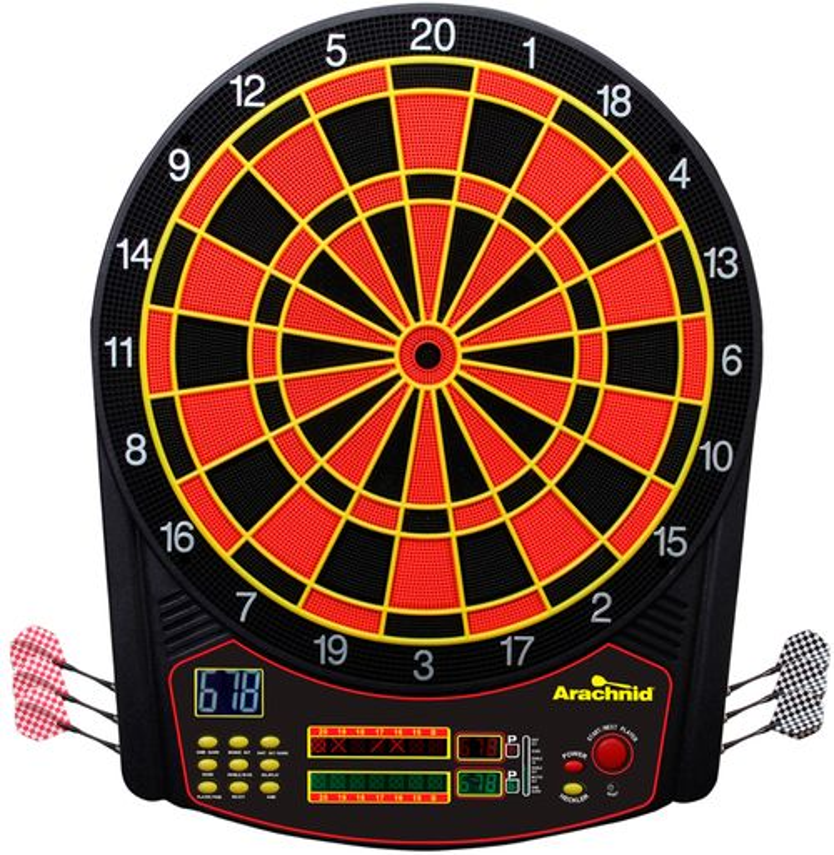 Arachnid Bullshooter Cricket Pro 450  Electronic Dartboard