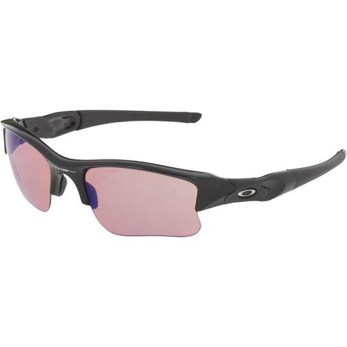Oakley Men's Flak Jacket XLJ Golf Specific Sunglasses