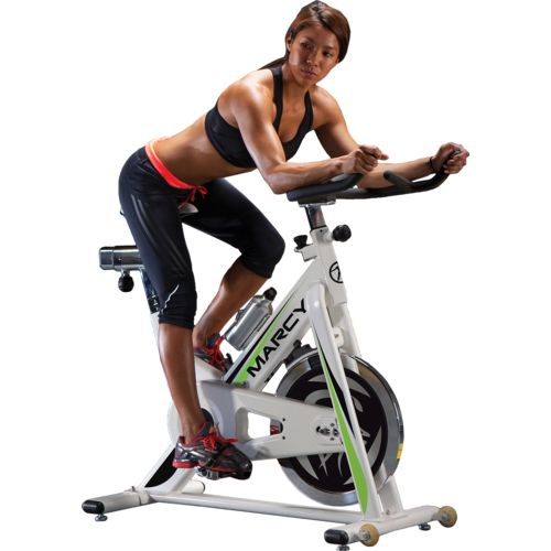 Display product reviews for Marcy Deluxe Club Revolution Cycle Exercise Bike